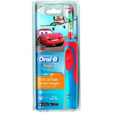 Oral-B D12.513 Vitality Power Planes & Cars Electric Toothbrush