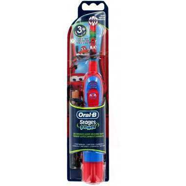 Oral-B DB4510K Cars & Planes Battery Electric Toothbrush