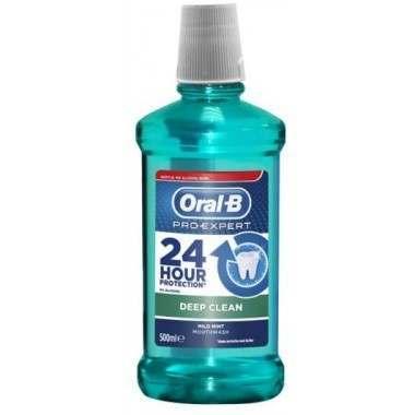 Oral-B 81694130 pro Expert Deep Clean Mouthwash