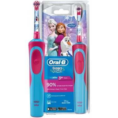 Oral-B D12.513K Vitality Frozen Electric Toothbrush