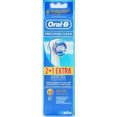 Oral-B EB20 3 For 2 Toothbrush Heads