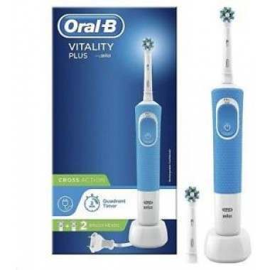 Oral-B 80327152 Vitality Plus CrossAction Electric Toothbrush