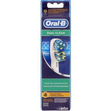 Oral B Dual Action Brush Heads 23