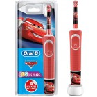Oral-B D100.413.2K Vitality Cars Rechargeable Toothbrush