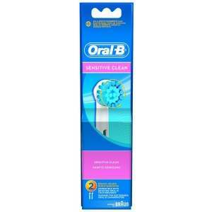 Oral-B EBS17-2 Extra Soft 2 Pack Toothbrush Heads