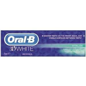 Oral-B 81433177 3D White Vitalize Toothpaste