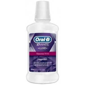 Oral-B 81456582 3D White Luxe Mouthwash