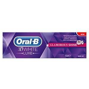 Oral-B 81434553 3D White Luxe Toothpaste