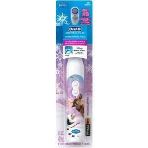 Oral-B DB3.010 Stages Power  Frozen Battery Electric Toothbrush