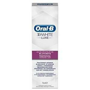 Oral-B 81585832 3D White Luxe Whitening Accelerator Toothpaste