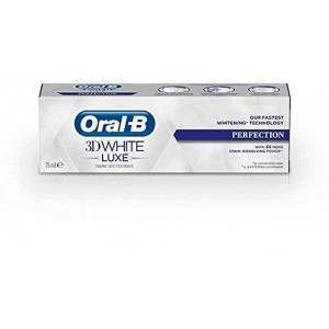 Oral-B 81680956 3D White Luxe Perfection Toothpaste