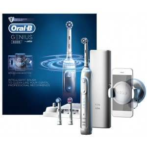 Oral-B D701.535 Genius 8000 Electric Toothbrush