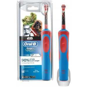 Oral-B D12.513 Stages Power Star Wars Electric Toothbrush