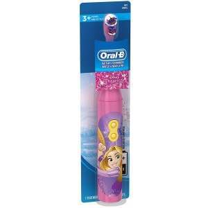 Oral-B DB3.010 Stages Power Disney Princess Battery Electric Toothbrush