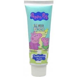 Peppa Pig Toothpaste + Twin Pack Toothbrush Heads Gift Set