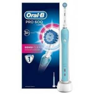 Oral-B Pro 600 Sensi Clean Electric Toothbrush