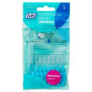 Tepe TEP0004 Blue Extra Fine 8 Pack Interdental Brush