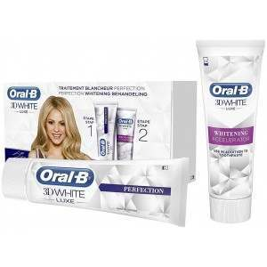 Oral-B 81621909 3D White Perfection Whitening Gift Set