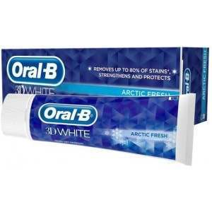 Oral-B 81668185 3D White Arctic Fresh 75ml Toothpaste