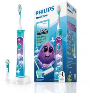 Philips HX6322/04 Sonicare For Kids Electric Toothbrush