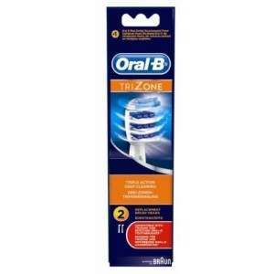 Oral-B EB30-2 2 Pack TriZone Toothbrush Heads